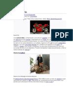 historia de las motos