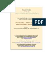 Bourdieu L'habitus en sociologie