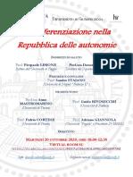 Convegno 20-10-2020 differenziazione nella Rep delle autonomie