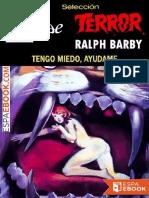 Tengo miedo, ayudame - Ralph Barby.epub