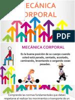 11. MECANICA CORPORAL