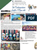 ARTE CONTEMPORANEA GRAFITE