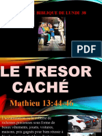 The Hidden Treasures, Dclm, Mbs for Chilfren(French)