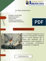 presentacion REVOLUCIONES BURGUESAS