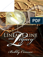 Lineage-Line and Legacy - Bobby Conner.epub