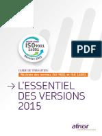 Guide-transition-revision-2015-AFNOR-Certification