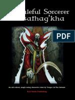 Baleful Sorcerer of Tsathag'kha