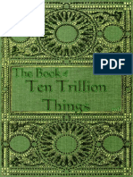 Book of Ten Trillion Things or more