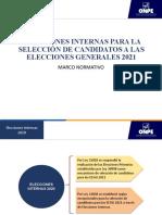 Información Electoral EI 2020