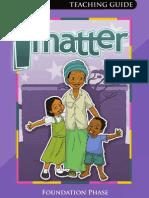 iMatter Foundation Phase Teacher Guide
