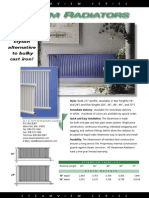 Steamview Radiator Brochure