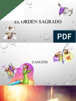 EL ORDEN SAGRADO
