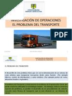 EL PROBLEMA DEL TRANSPORTE