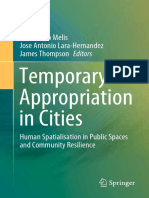 Alessandro Melis, Jose Antonio Lara-Hernandez, James Thompson - Temporary Appropriation in Cities_ Human Spatialisation in Public Spaces and Community Resilience (2020, Springer International Publishing) - libgen.lc