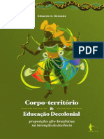 Corpo Territorio Educacao Decolonial Repositorio