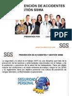 1SGS Prevención y Sistema de gestión SST