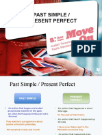 Past Simple _ Present Perfect 1