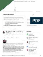Diy R34 Manual Conversion Using R33 Parts - Tutorials _ DIY _ FAQ - SAU Community