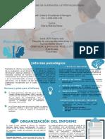 Unidad 3 - El proceso de la entrevista y el informe psicológico VALERIA RIVADENEIRA