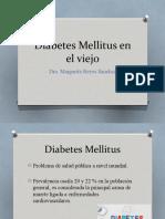 Diabetes Mellitus en el viejo 1