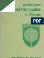 Vietnam Studies Allied Participation in Vietnam