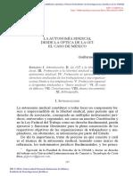 Autonomia Sindical Oit(2)