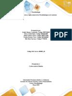 Paso 4 - Tendencias y Aplicaciones de La Psicofisiología en El Contexto-G63