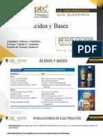 Ácidos y Bases (1)