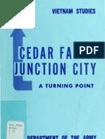 Vietnam Studies Cedar Falls Junction City a Turning Point