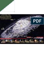 Mapa de Star Wars