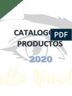CATALOGO VENTAS ACTUALIZADO