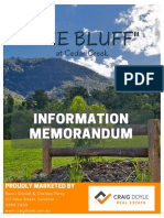 The Bluff Estate_Information Memo.pdf