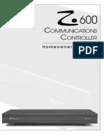Elan z600 user manual