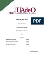 TABLA DE ARTÍCULOS SATISFACCIÓN LABORAL EN DOCENTES3