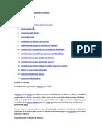 Consideraciones generales y criterios para diseño de tuberias