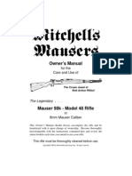Mauser 98K - Model 48 Rifle Manual