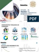 Estudio de Mejores Prácticas en Gobierno Corporativo