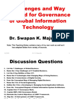 7 Challenges and Way Forward for Gov of IT-READ