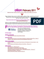 Febuary 2011 InMotion Newsletter