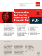 introduction to forensic