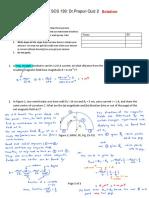 SCS139 - Quiz 2 Solution