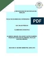 CLAMIDIOSIS ZOONOTICA