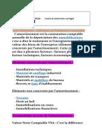 Amortissement-cours-et-exercices-corriger-2-bac-science-economie-et-Techniques-de-gestion-et-comptabilité.doc