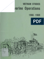 Vietnam Studies Riverine Operations 1966-1969