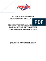 Pre-QIndependent evaluation