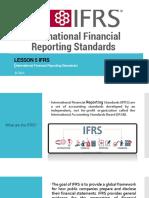IFRS - NIIF