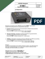 LED-CFC Diagnostic Ranger Engl