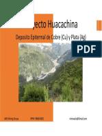 Presentación Huacachina