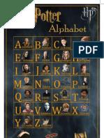 Week 5 Assignment-Harry Potter Alphabet
