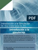 1.0 Introducción a la Simulación